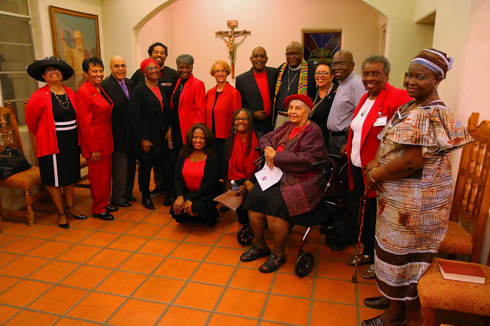 Union of Black Episcopalians (UBE) Arizona Chapter Celebrating the Feast of Absalom Jones