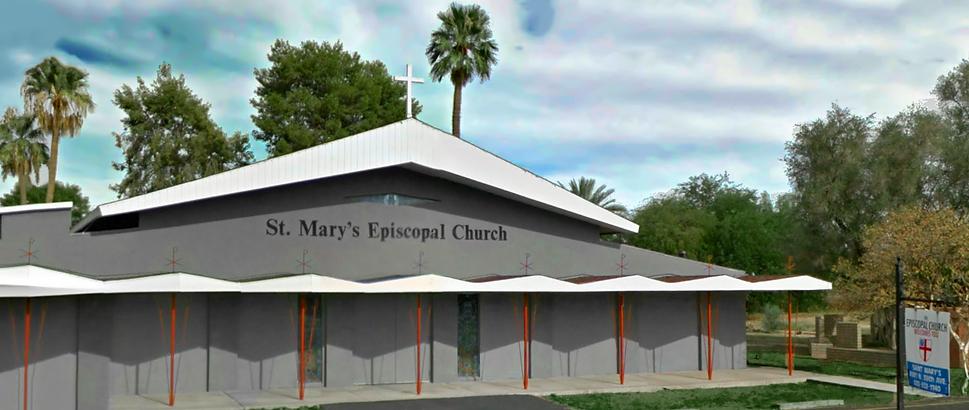 Episcopal Anglican Catholic Churches in Phoenix, Arizona - Saint Mary's