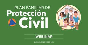Plan Familiar de protección civil