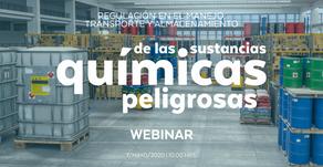 Regulación en el manejo, transporte y almacenamiento de sustancias químicas peligrosas