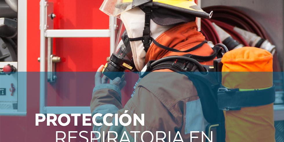 Protección respiratoria en emergencias