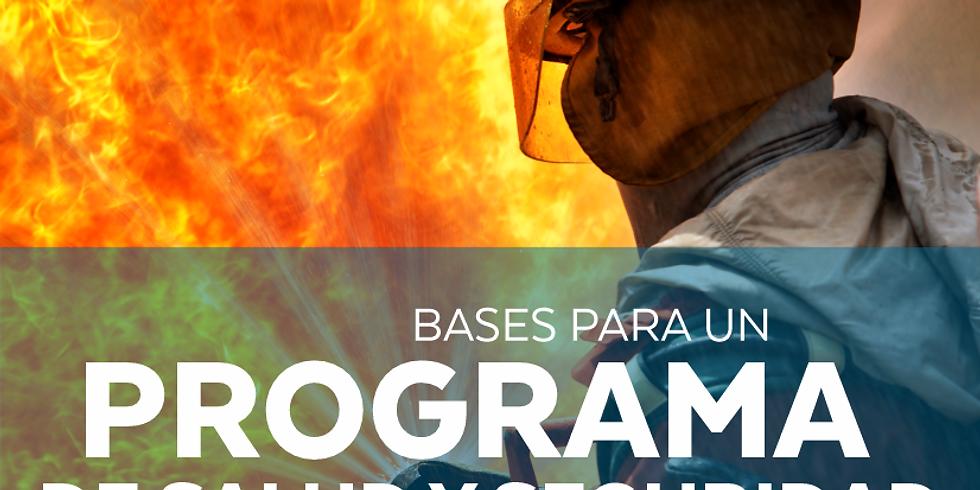Bases para un programa de salud y seguridad ocupacional para bomberos