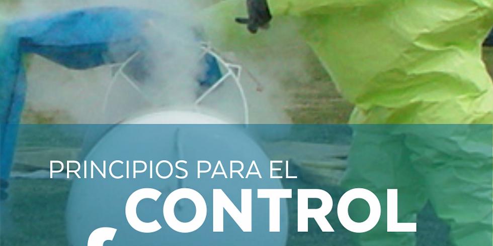 Principios para el control de fugas de amoniaco