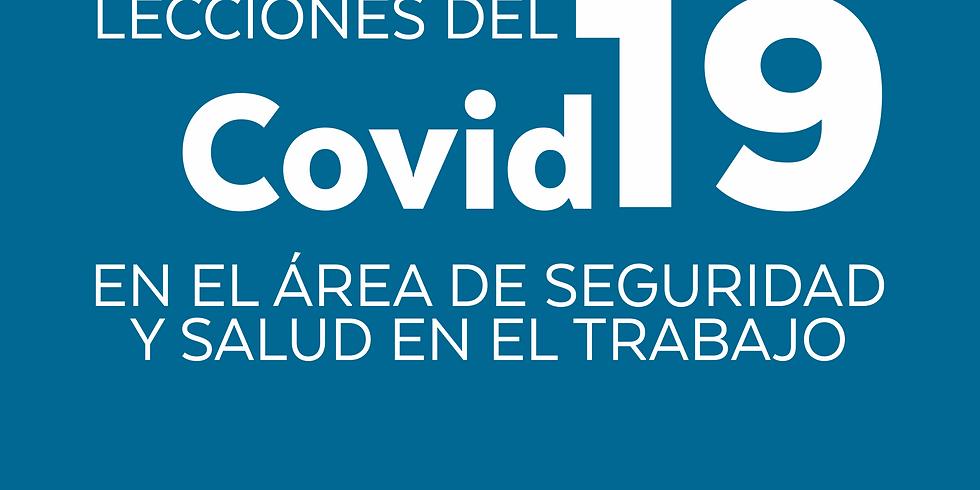 Mesa de experiencias: lo que nos enseña el Covid-19