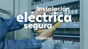 Instalaciones eléctricas seguras