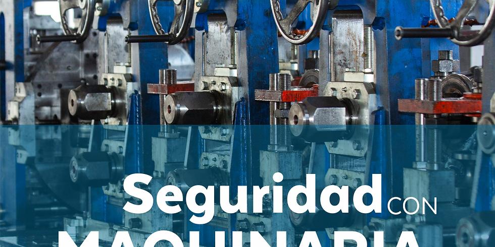 Seguridad con maquinaria y equipos: guía de cumplimiento de la NOM-004-STPS-1999