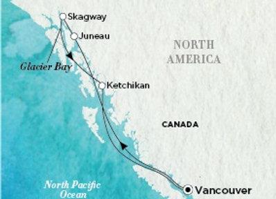 Crystal - 10/Sep/19 - 7 nights - Vancouver, BC, Canada