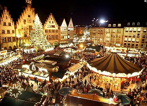 Iconic/Magical Christmas Markets - 7 Nights - Click for departure/voyage info