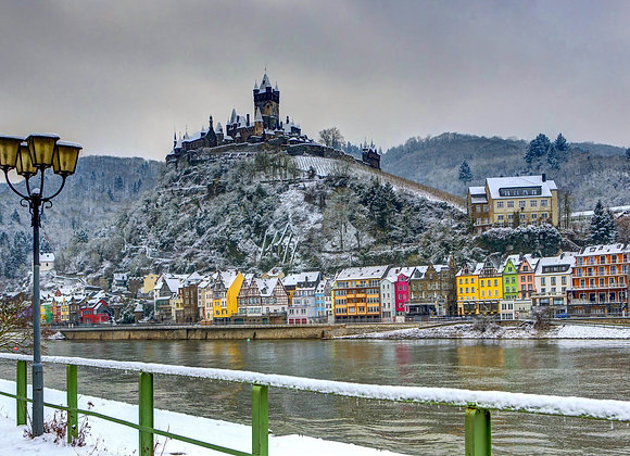 Christmas Markets on the Danube - 7 Nights - BUDAPEST TO VILSHOFEN or reverse.