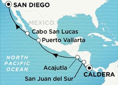 Crystal - 11/Dec/19 - 10 nights - Puerto Caldera, Costa Rica