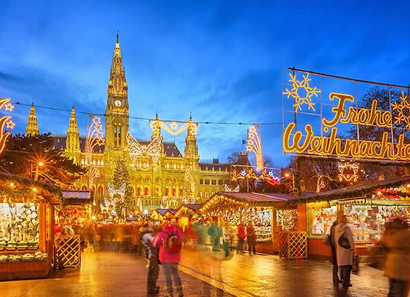 Christmas Markets on the  Rhine - 7 Nights - Basel to Amsterdam or reverse