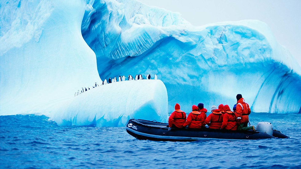 Antarctica - Azamara - 17 nights - 6 Jan 19 - 30 days in advance