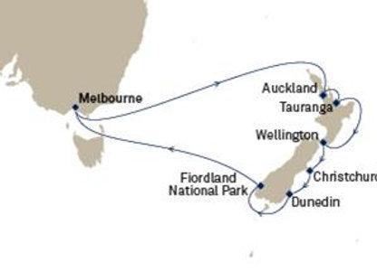 Cunard sailing onQueen Elizabeth Feb 2,2020 -  13 nights