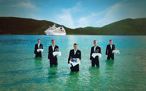 seabourn-cavier-and-champagne-in-the-sur