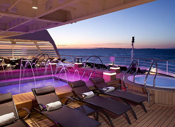 Seabourn Sojourn * Nov-16-2019 * Miami to Miami * 12 Nights