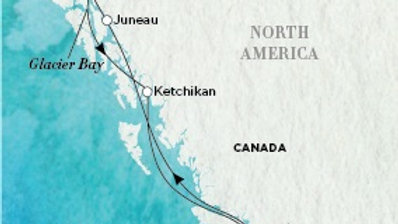 Crystal Symphony * Sep-03-2019 * Vancouver to Vancouver * 7 nights