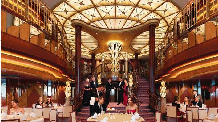 Cunard -PROFILE