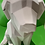 Thumbnail: Faceted Dog