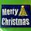 Thumbnail: Merry Christmas Plaque