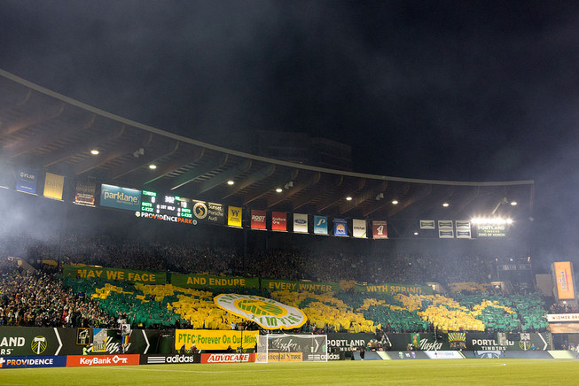 The Timbers Army