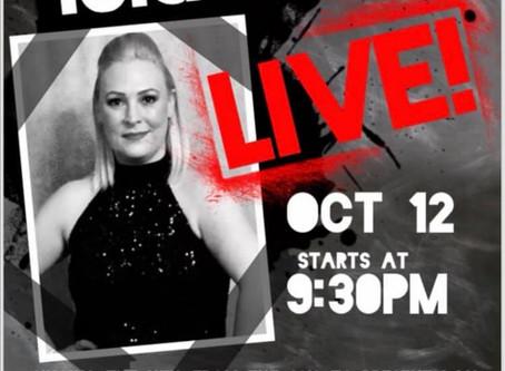 ISLA JANE LIVE SAT 12th OCTOBER