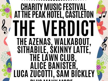 Castleton's Big Peakender - Charity Music Festival
