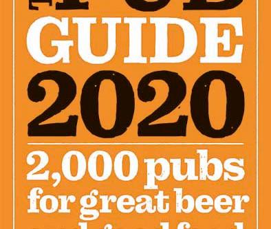 Top Ten Best Pubs in Derbyshire... we're one!