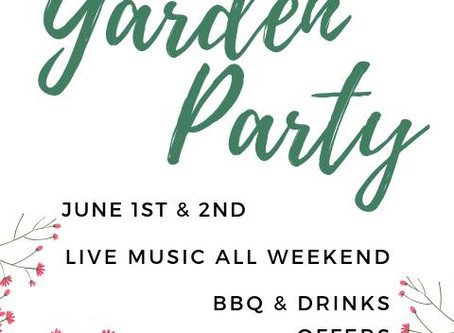 Garden Party & Live Music!