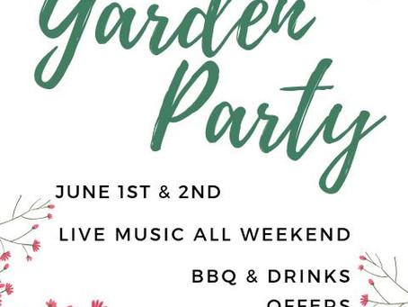 Garden Party & Live Music!
