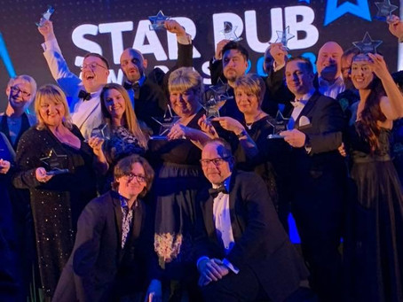 CONGRATS TO OUR SISTER PUB THE PEAK HOTEL, NAMED AS PUB WITH THE BEST PINT IN NATIONAL AWARDS