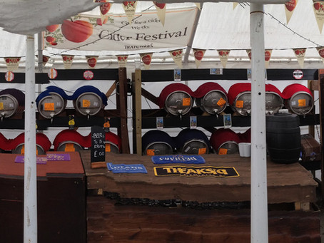 The Original and The Best 'Hope Valley Beer and Cider Festival' is Back for August Bank Holiday 2021