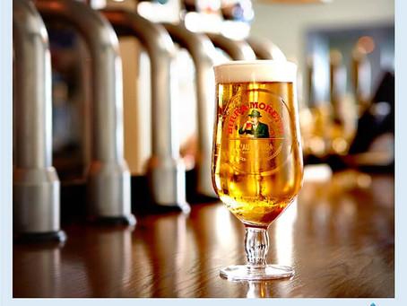 An EVEN better pint...