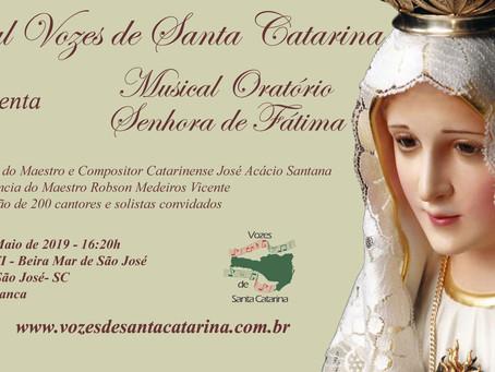 Musical Oratório Senhora de Fátima