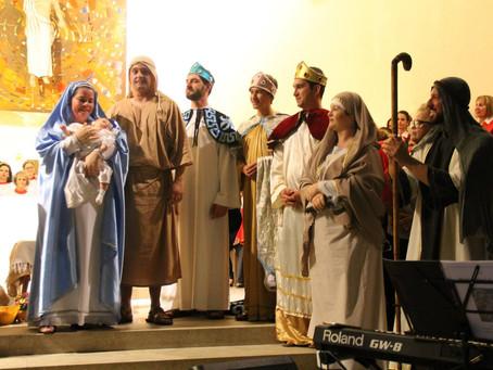 21/12 • Rancho Queimado - Oratório Natividade
