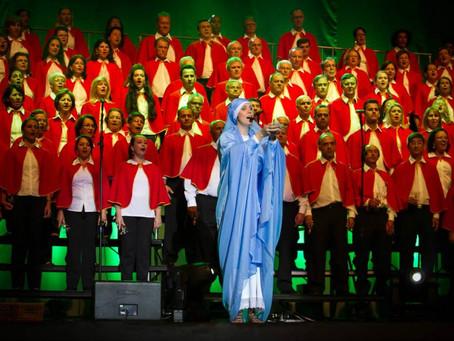 24/12 • Igreja Matriz de Capoeiras - Missa de Natal