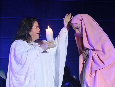 23/12 • Oratório Natividade • Escadarias da Catedral de Florianópolis