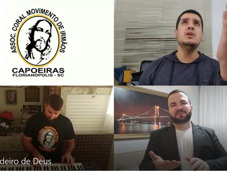 Eis o Cordeiro de Deus - Coral Movimento de Irmãos de Capoeiras - Florianópolis