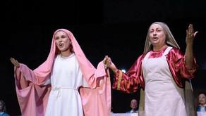 14/12 • Santuário Santa Paulina - Oratório Natividade