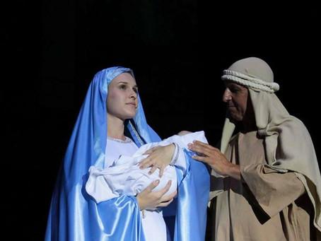 07/12 • Angelina - Oratório de Fátima e Natividade