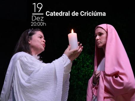 Musical Natal de Jesus Catedral de Criciúma