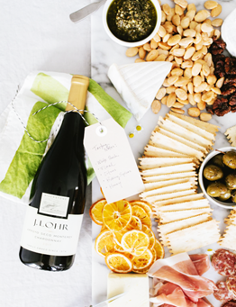 Blog#3 - Top 3 Christmas Wine and Cheese Pairings for the Holiday Season