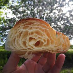 Croissant au fromage - 2,75 $