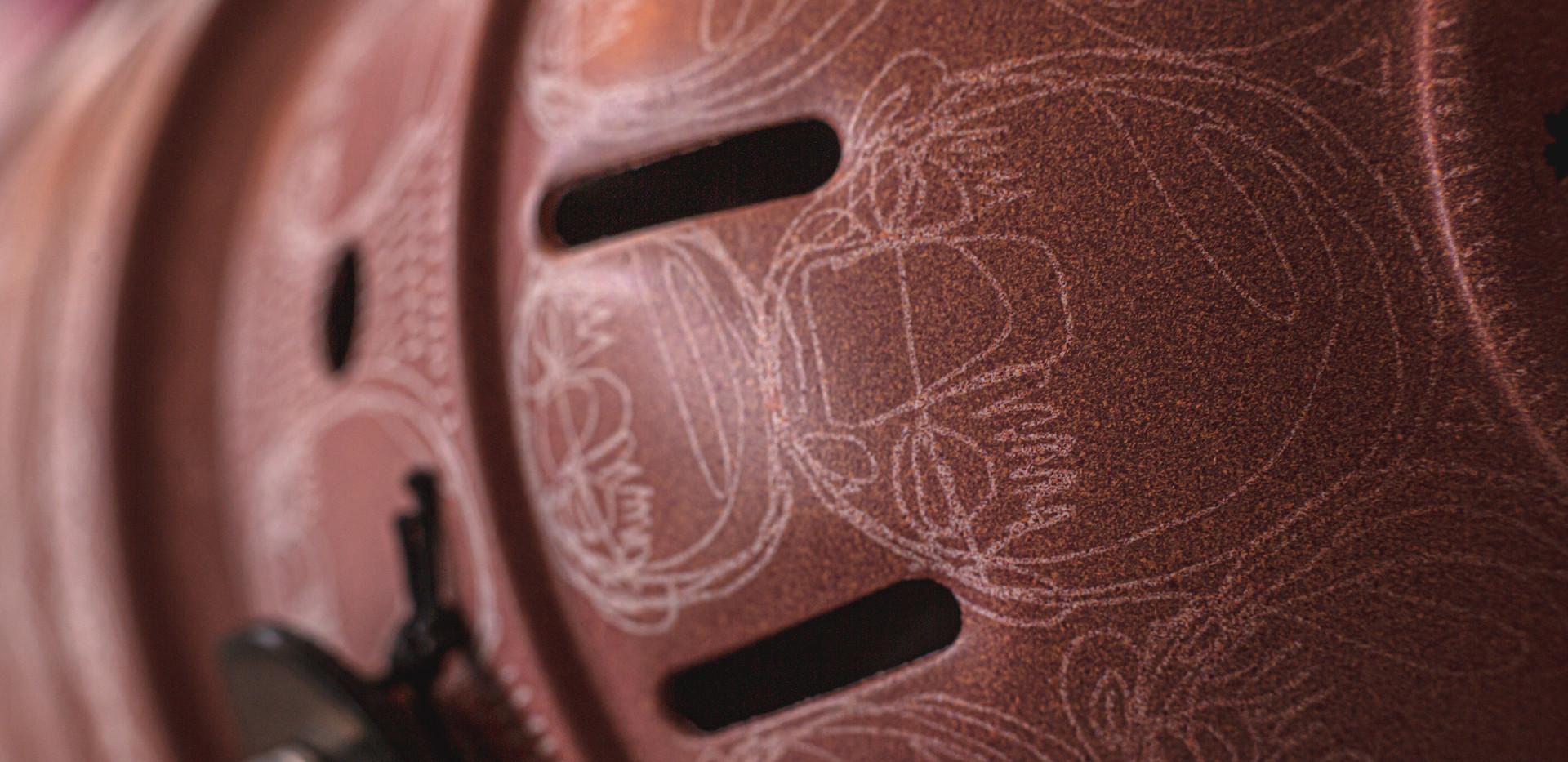 Köpfe Detail