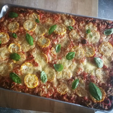 Pizza du jour (végé) - 8 $ le morceau ou 2 pour 14 $