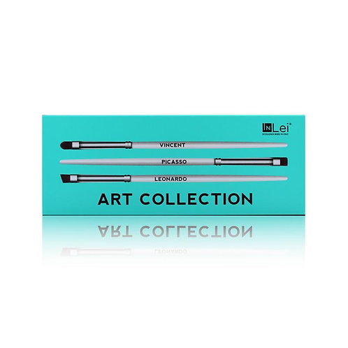 INLEI® ART COLLECTION SET OF PROFESSIONAL BRUSHES