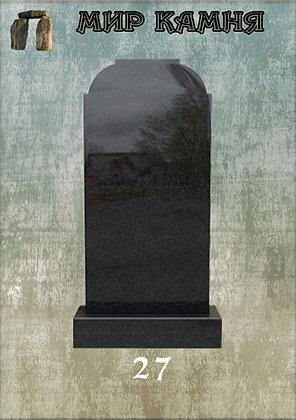 Гранитный памятник №27