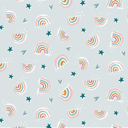 Dashwood Studio - Rainbow Friends - D1793.Grey