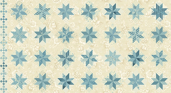 Andover Fabrics - Bluebird by Edyta Sitar - A9848LB