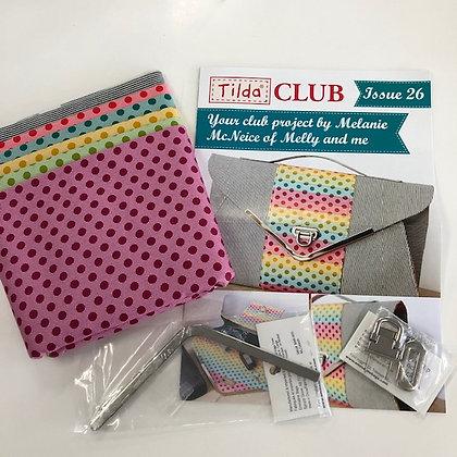 Tilda Club Shine Bright Clutch Kit