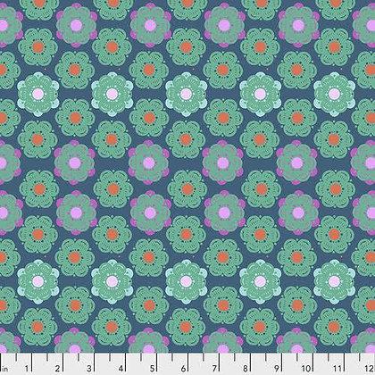 Free spirit Fabrics - Anna Maria Horner - PWAH143.Denim